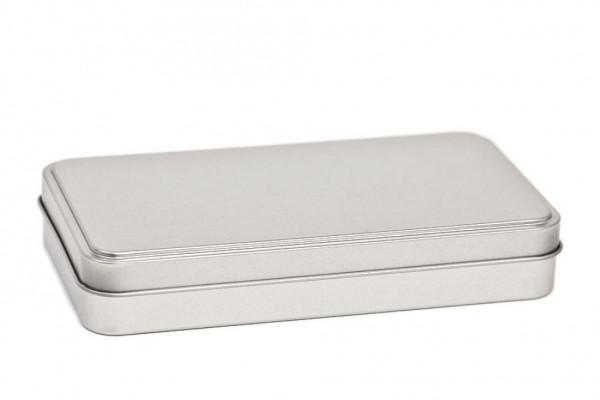 Boîte rectangulaire en métal