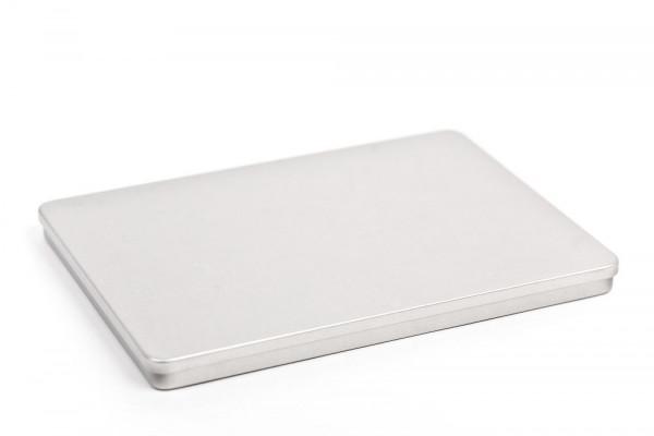 Boîte A5 en fer blanc