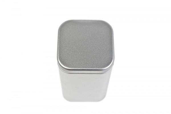 Boîte métallique carrée