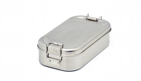 CameleonPack Lunch Box - Silver Edition