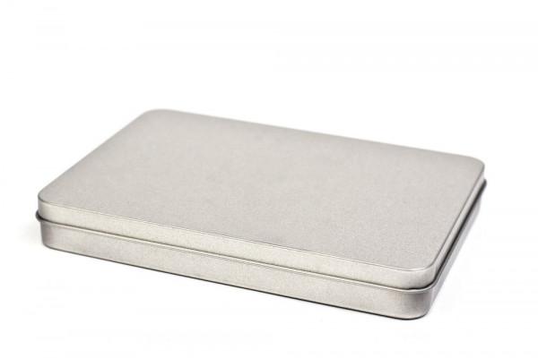 Boîte en fer blanc A6 maxi