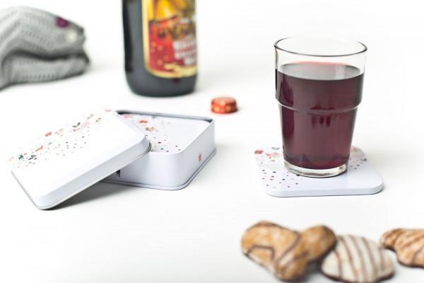 Dessous-de-verre de Noël